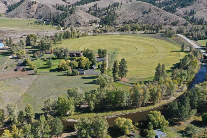 101 Homestead River Ranch Drive, Darby, MT 59829