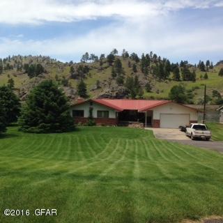 4876 Craig Frontage Road, Cascade, MT 59421