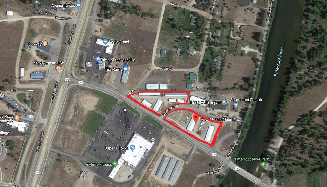 17 Red Ranch Road, Stevensville, MT 59870