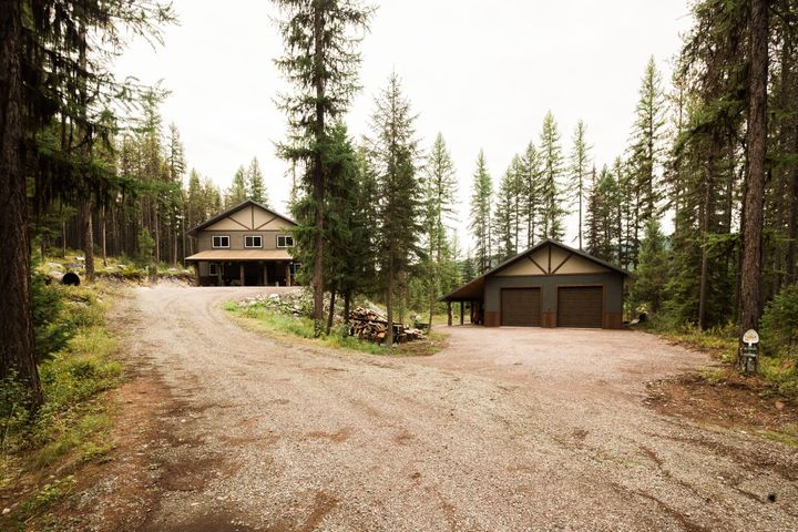 25 Little Cove Road, Olney, MT 59927
