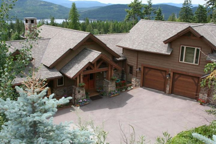 137 S Prairiesmoke Circle, Whitefish, MT 59937