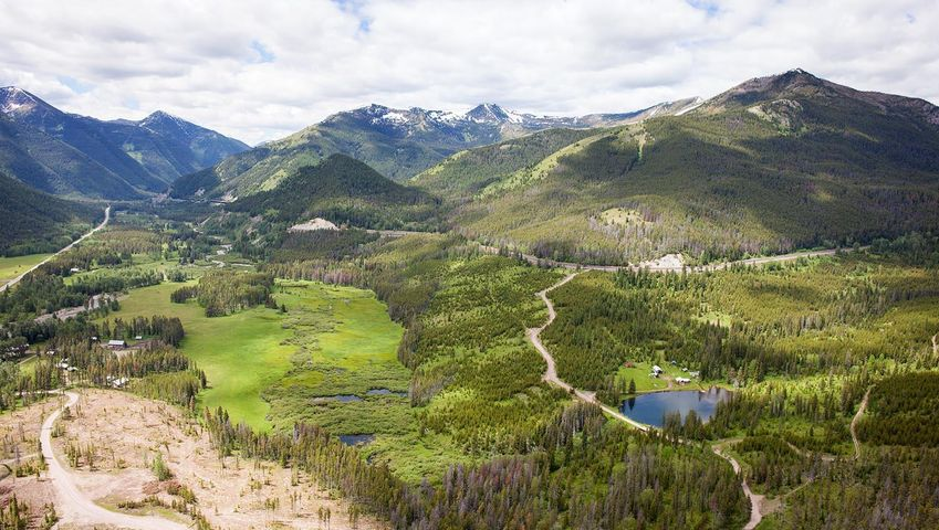 64 Fielding Camp Road, Essex, MT 59916