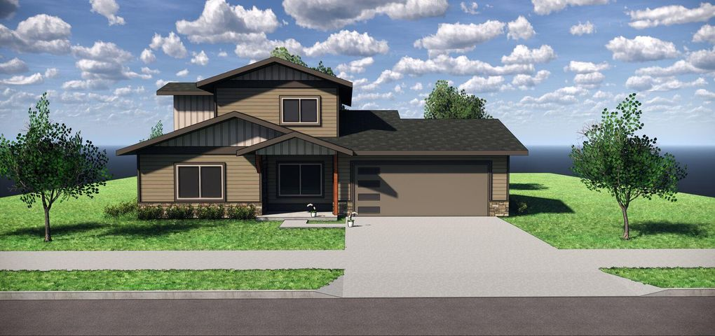 Nhn Hamilton Way, Missoula, MT 59804