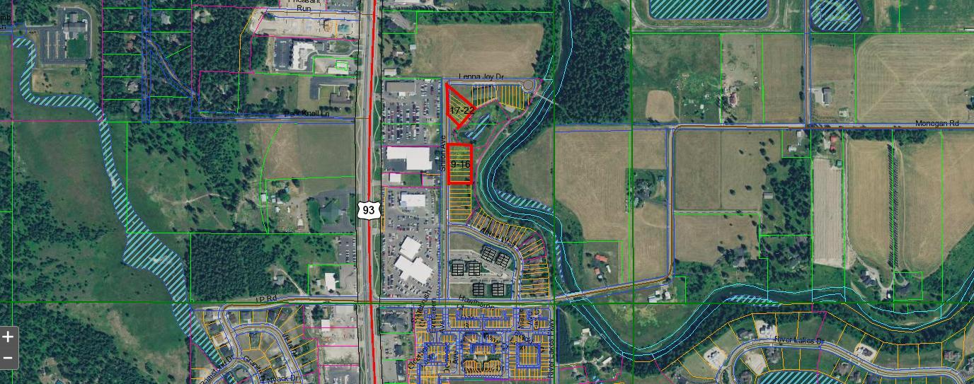 Multiple Shiloh Avenue Lots 9-22, Whitefish, MT 59937