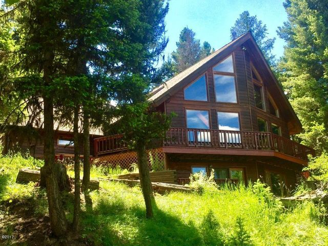 1555 Double Arrow Road, Seeley Lake, MT 59868