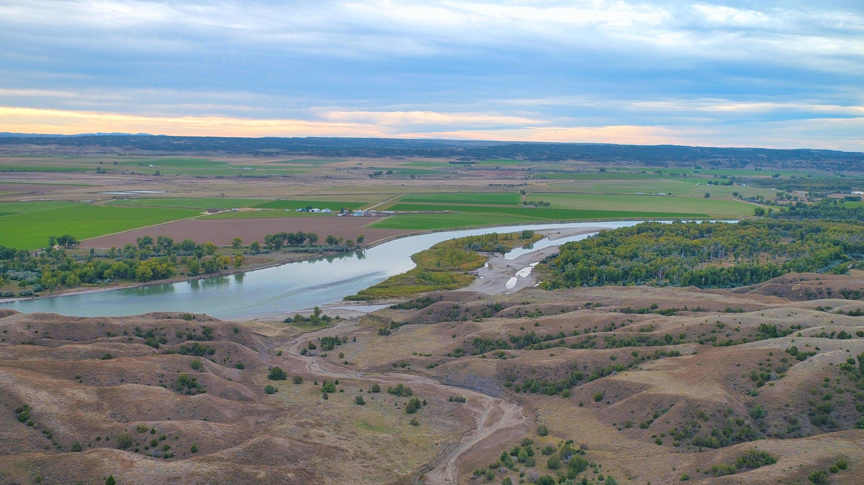 Tbd Decock Ranch, Hysham, MT 59038
