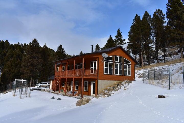 165 Wood Creek Road, Boulder, MT 59632