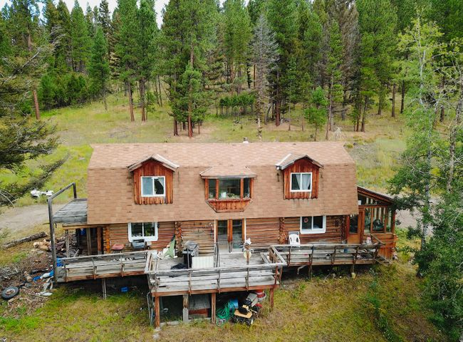 3200 Twin Gulch Drive, Lincoln, MT 59639