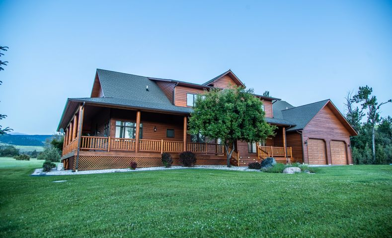 1665 S Burnt Fork Road, Stevensville, MT 59870