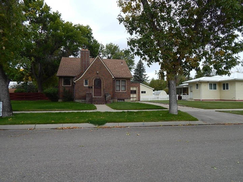 406 S Wisconsin Street, Conrad, MT 59425