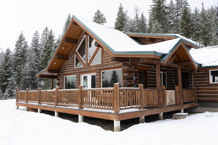 707 Lower Lost Prairie Road, Marion, MT 59925