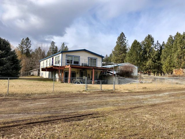 525 Bighorn Drive, Thompson Falls, MT 59873