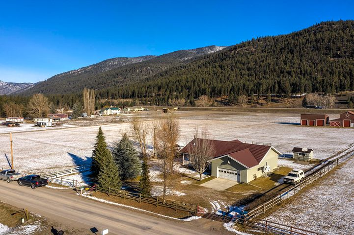421 Riverbend Road, Superior, MT 59872