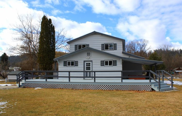 157 Spencer Road, Libby, MT 59923