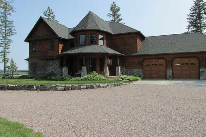 1074 Martin Creek Lane, Whitefish, MT 59937