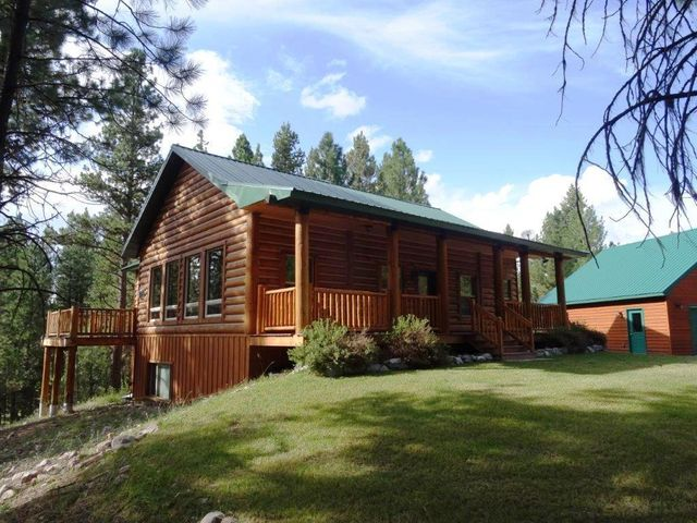 240 Dunham Court, Seeley Lake, MT 59868