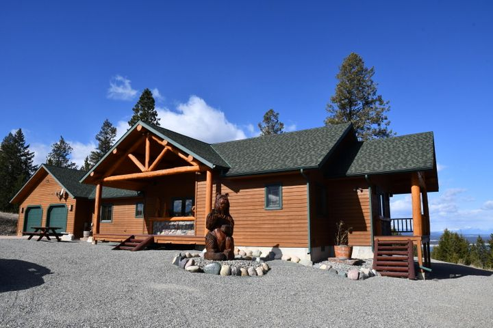 1702 Paradise Ridge Road, Rexford, MT 59930