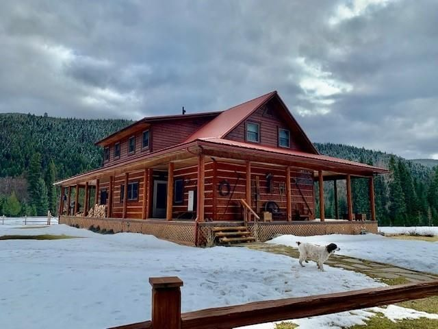 377 Big Beaver Creek Road, Trout Creek, MT 59874