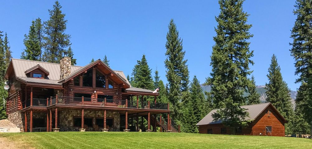 22 Steep River Ranch Road, Thompson Falls, MT 59873