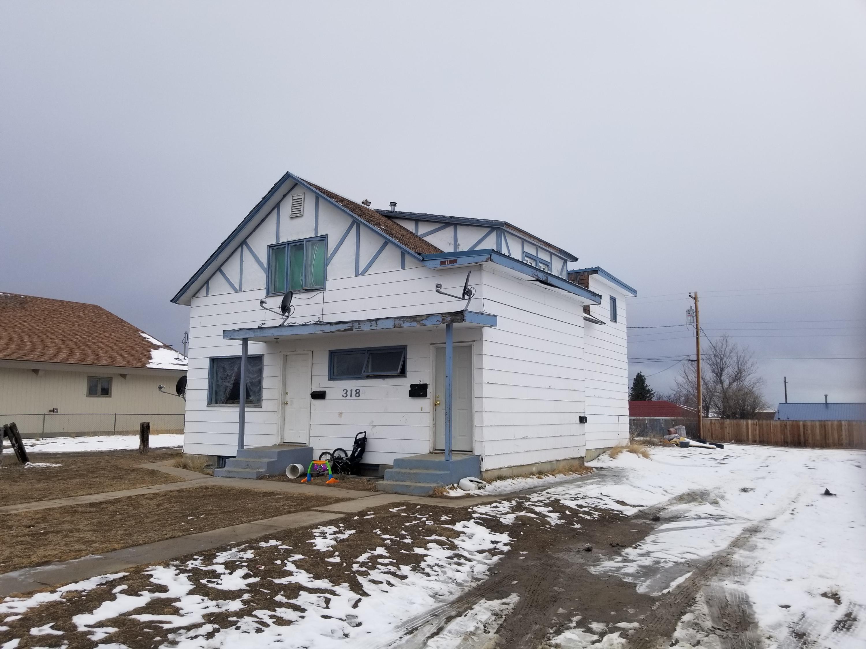 318 3rd Avenue S E, Cut Bank, MT 59427