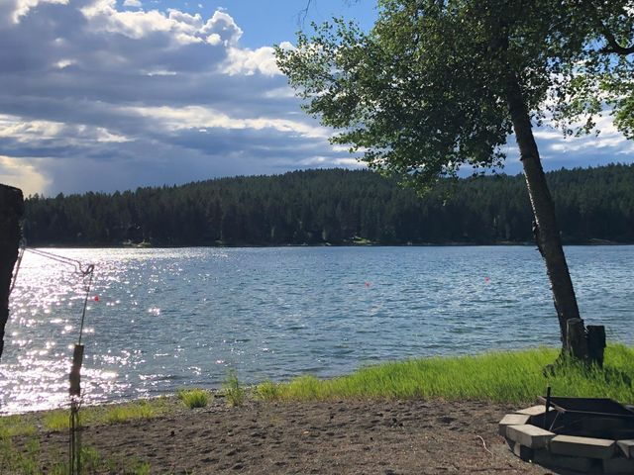 Nhn Glen Lake Park Road, Eureka, MT 59917