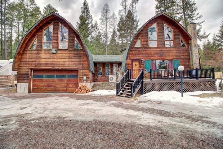 4580 Whitefish Stage Road, Whitefish, MT 59937