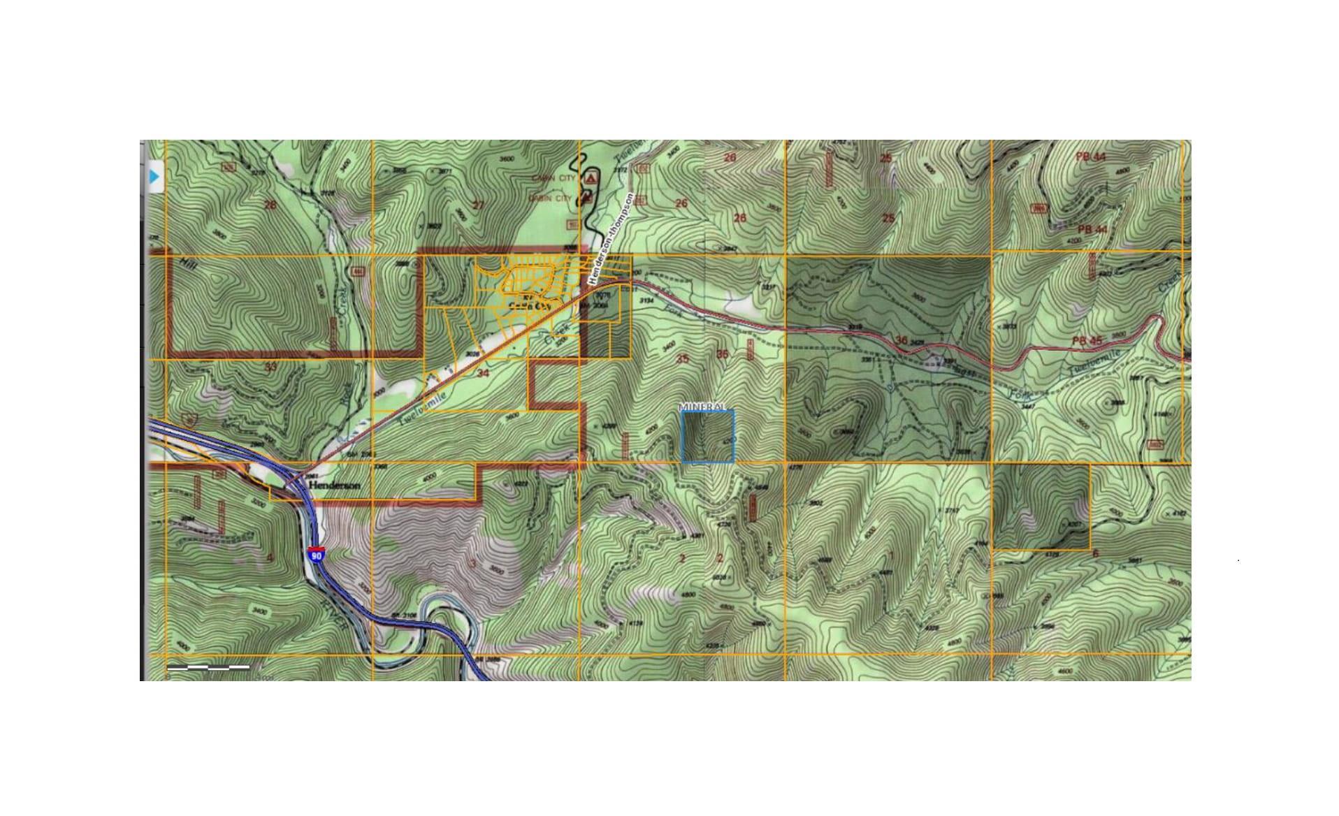 Nka Boyd Mountain, De Borgia, MT 59830