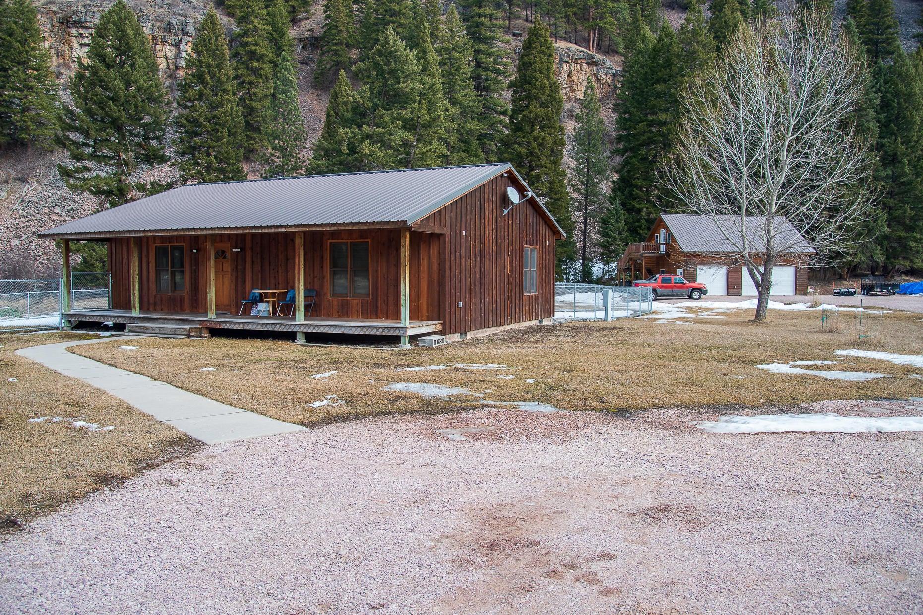 698 Rock Creek Road, Clinton, MT 59825