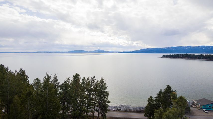 1 - Flathead Lake & Mountain views