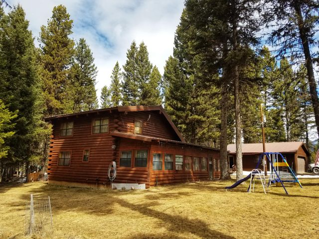 196 Moose Lane, Seeley Lake, MT 59868