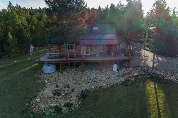 4625 Pinkham Creek Road, Rexford, MT 59930
