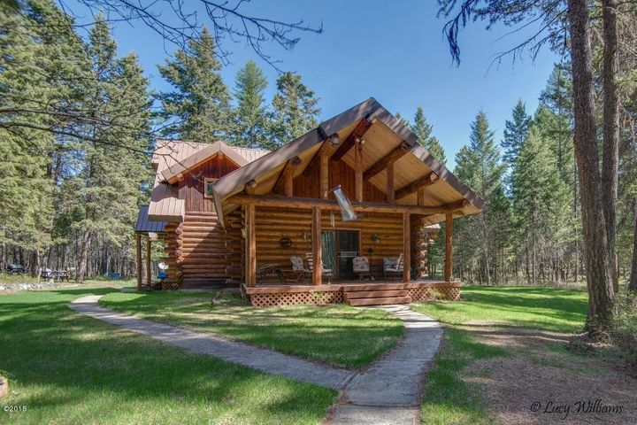 1146 Conifer View Road, Whitefish, MT 59937