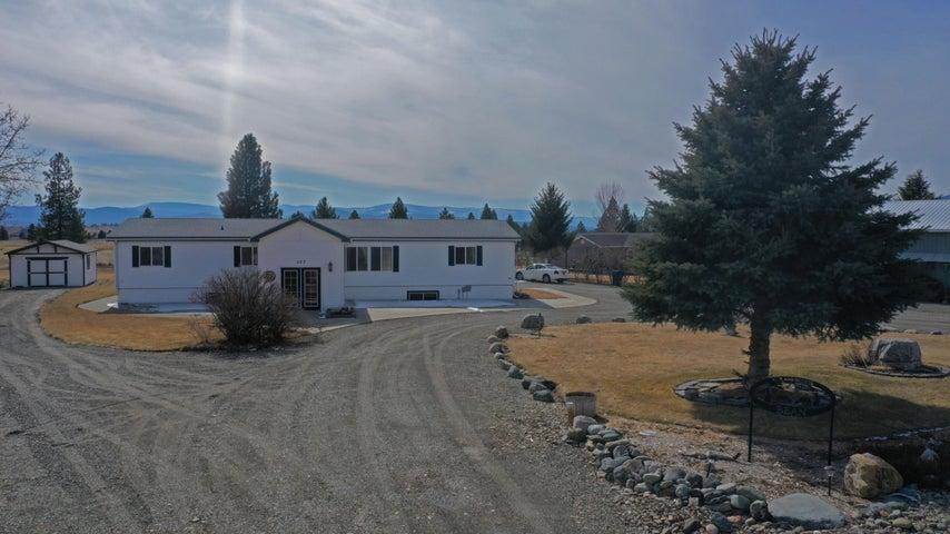 157 Acres Lane, Eureka, MT 59917