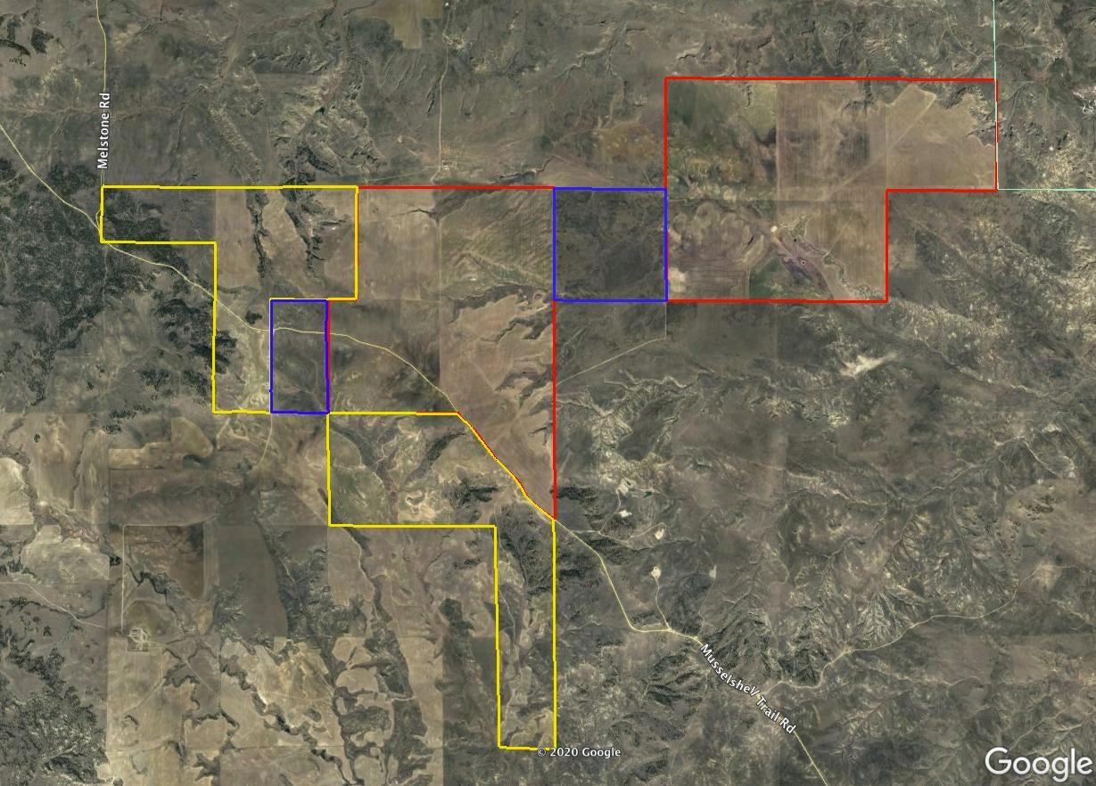 7800 Weed Creek Road, Custer, MT 59024