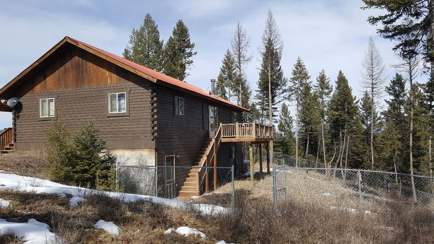5151 Fortine Creek Road, Trego, MT 59934