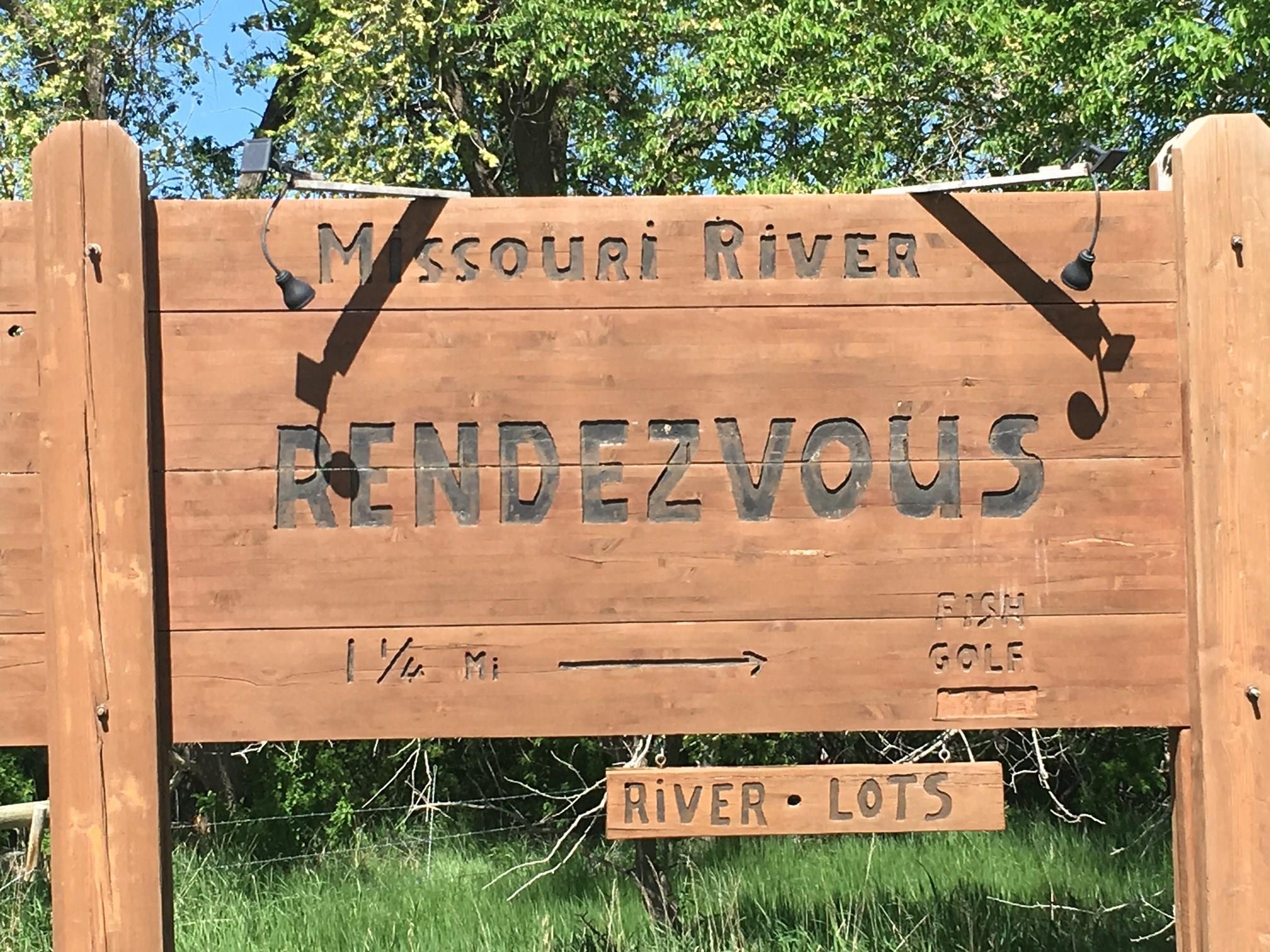 Lot 30 Missouri River Rendezvous, Toston, MT 59643