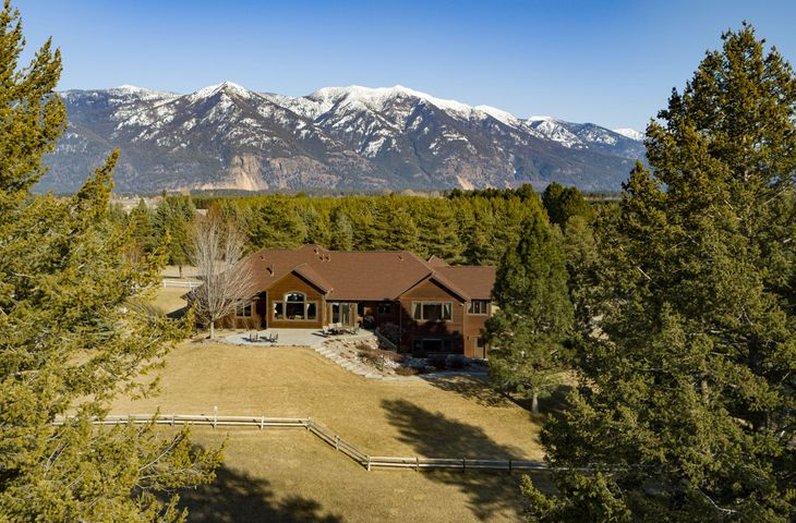 1417 Swan Ridge Road, Columbia Falls, MT 59912