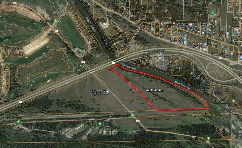Nhn Deer Creek Road Parcel 3, Missoula, MT 59802