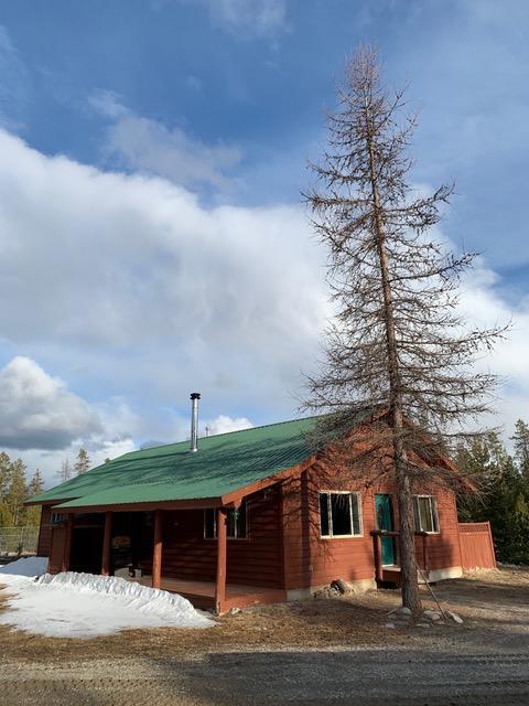 608 Lower Lost Prairie Road, Marion, MT 59925