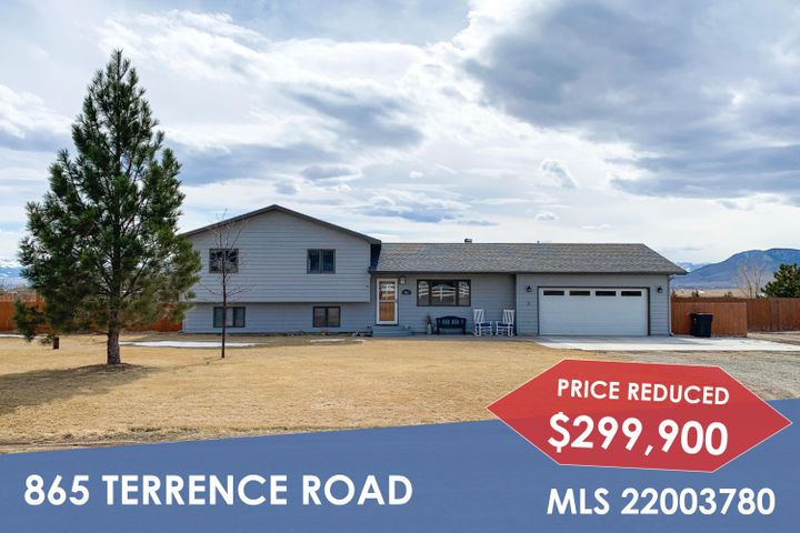 865 Terrence Road, Helena, MT 59601