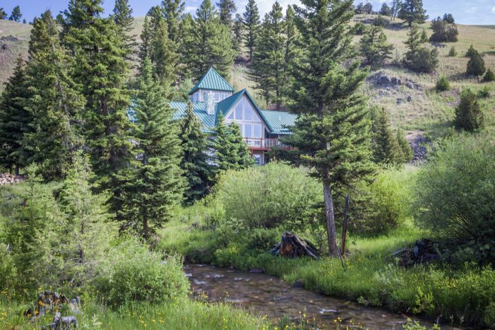 38 Mountain Moose Road, Philipsburg, MT 59858