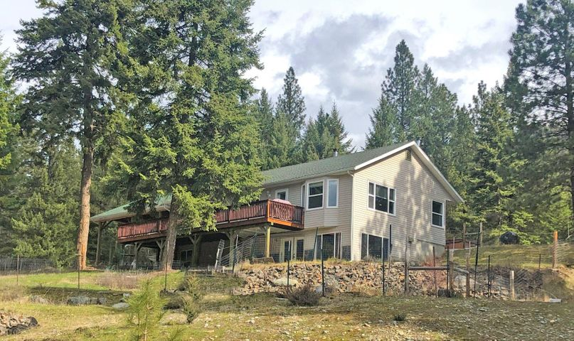 510 Mount Silcox Drive, Thompson Falls, MT 59873