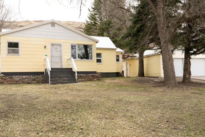 45 Meyer Avenue, Sand Coulee, MT 59472