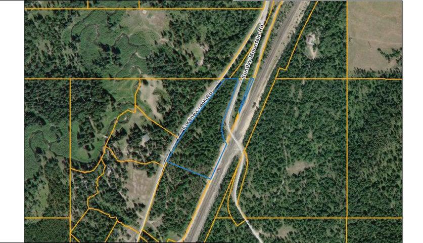 Lot 2a Fortine Creek Road, Trego, MT 59934