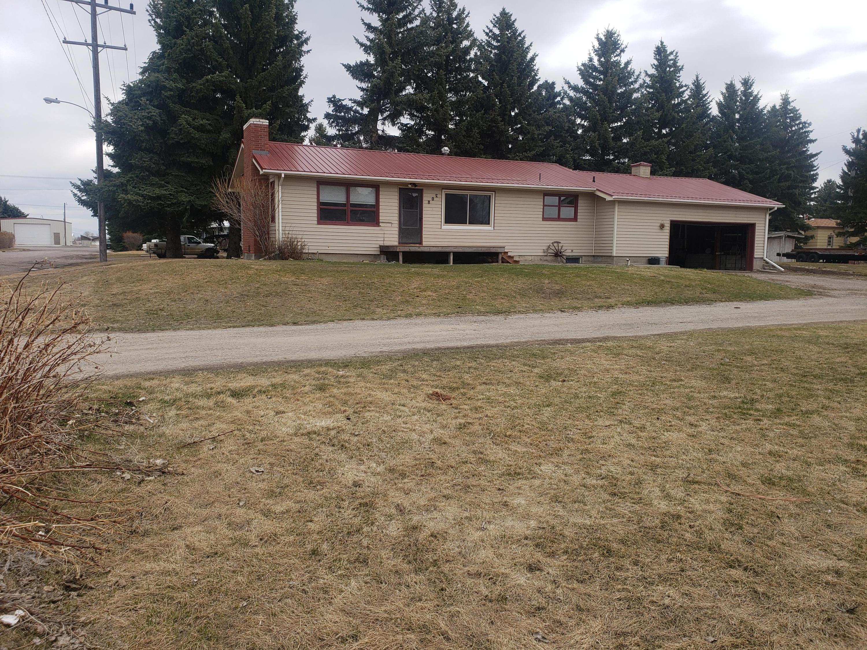 208 2nd Avenue S W, Fairfield, MT 59436