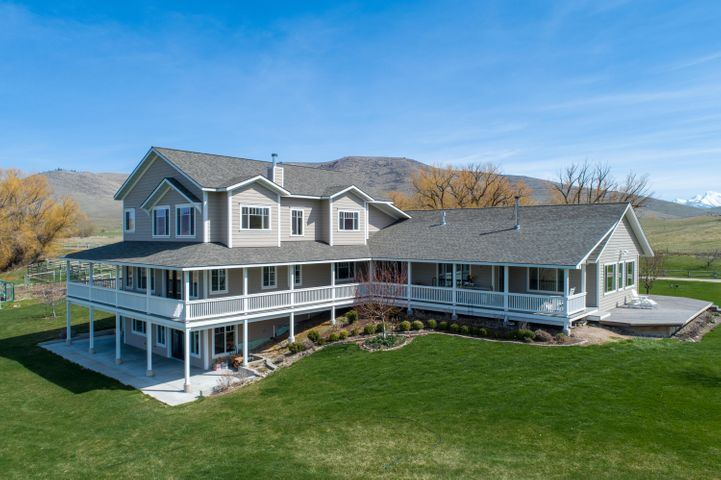 57398 Moiese Valley Road, Charlo, MT 59824