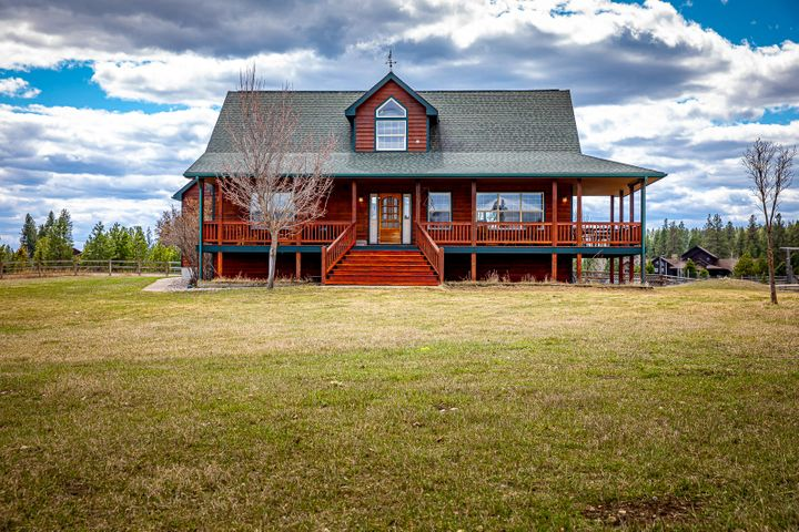 145 Farm To Market Court, Whitefish, MT 59937