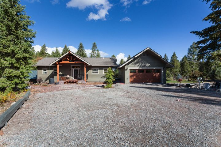 245 Beta Road, Hungry Horse, MT 59919