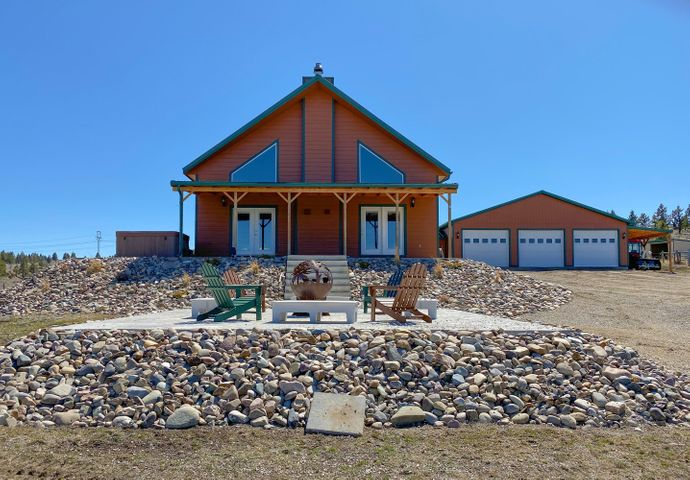 427 Ross Gulch Road, Townsend, MT 59644