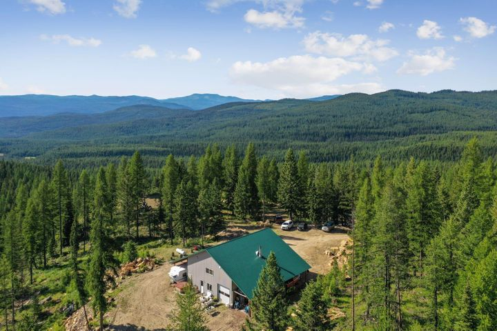 1500 Morgan Mountain Terrace, Trego, MT 59934